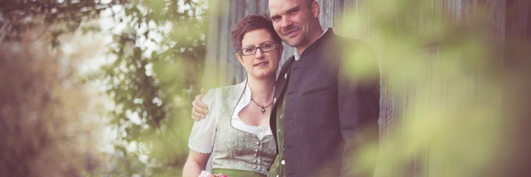 Standesamtliche Trauung Martina und Stefan